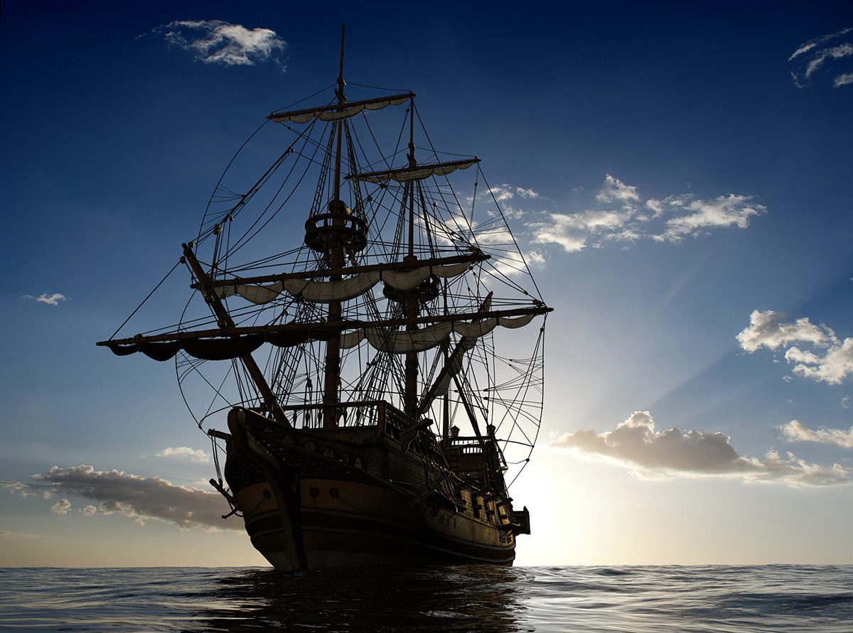 pirate ships - photo #16