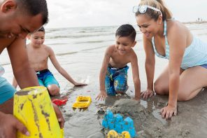 Perfect your Sandcastle Skills in Puerto Vallarta