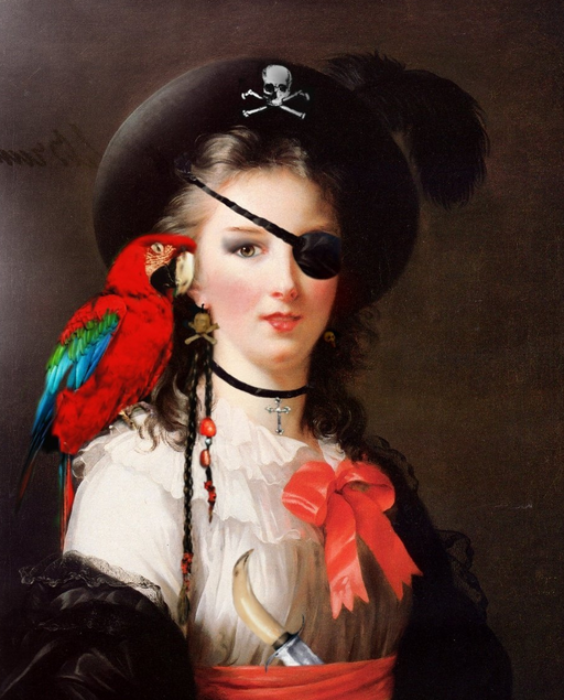 Femme-Fatales – Women Who Became Pirates to Avoid Marriage