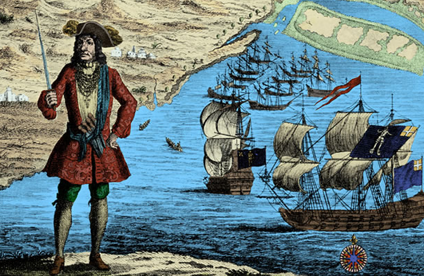 The Greatest Pirate Strongholds