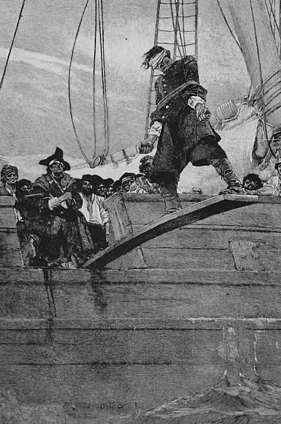 Walk the Plank! Or not… Why the Plank is but a popular myth