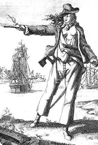 Wife of Piracy – the Women Who Married Pirates