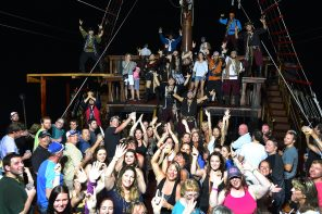 Canadian Night Pirate Ship Cruise