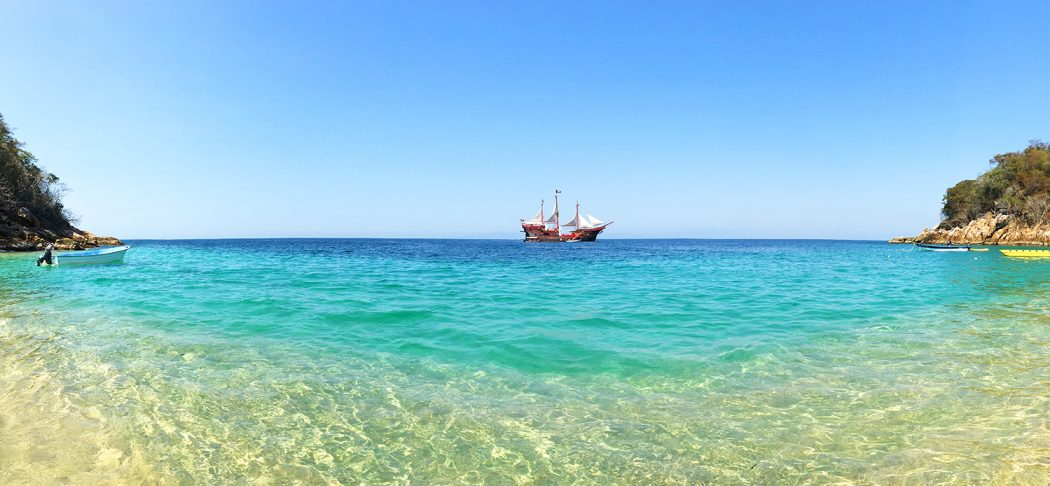 top attractions for families in puerto vallarta pirate ship