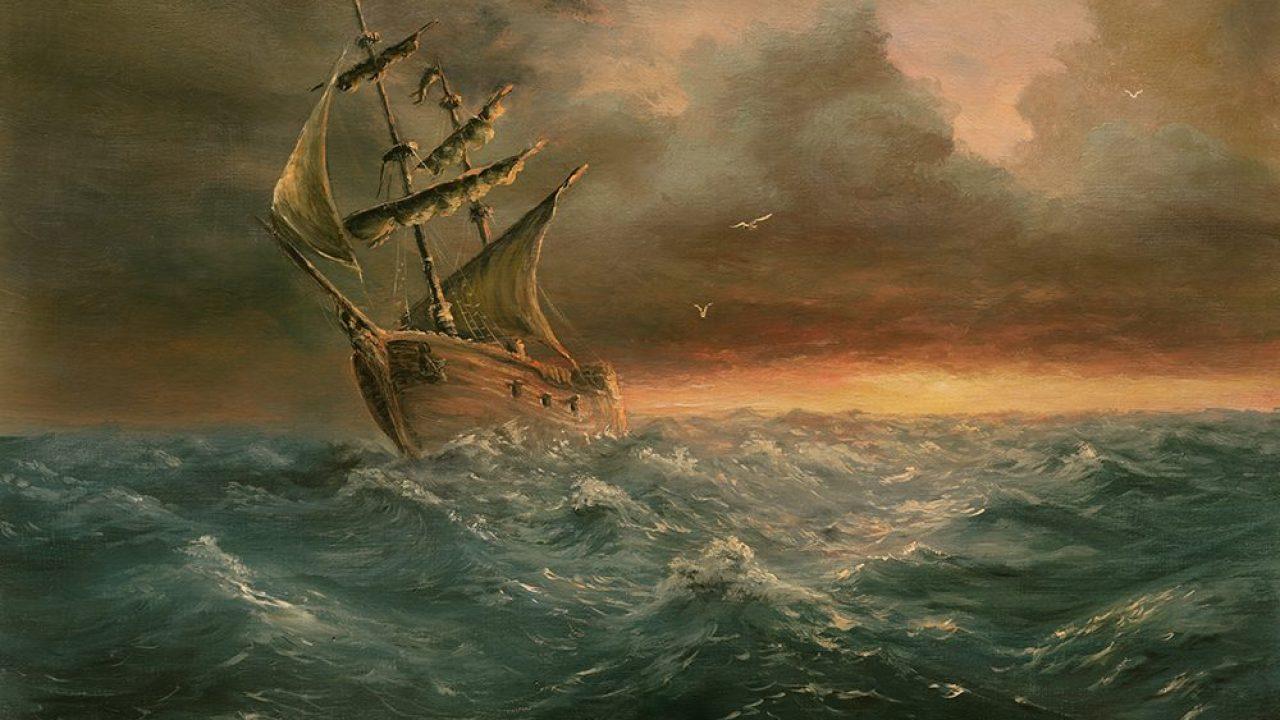 Hurricanes, Storms and Pirates - Pirate Ship Vallarta - BLOG