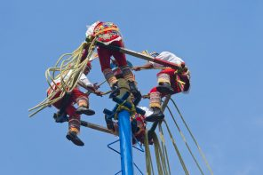 UNESCO's Flying Men in Puerto Vallarta