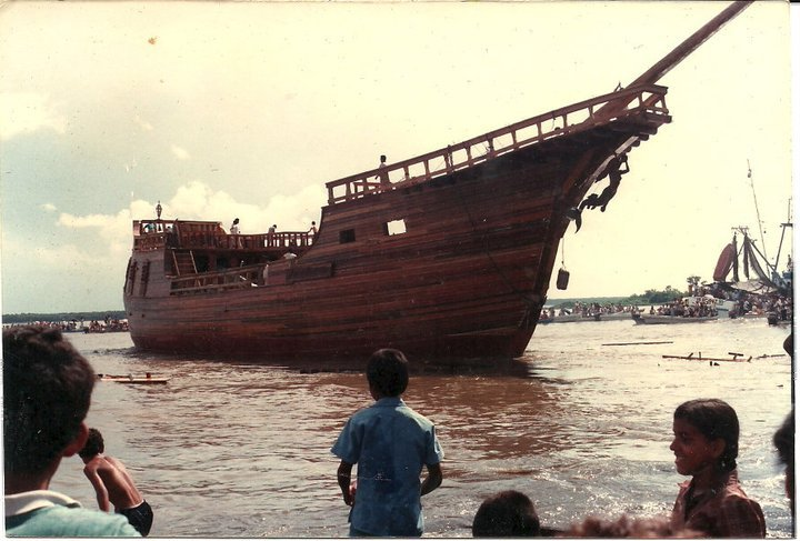 History of the Marigalante Pirate Ship in Puerto Vallarta