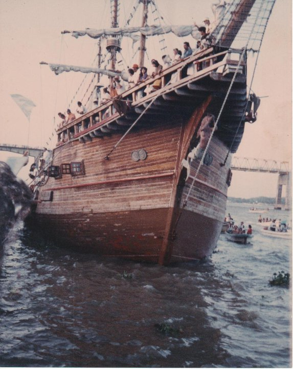 Historical importance of the Marigalante Pirate Ship