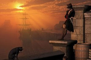 Cats and Pirates