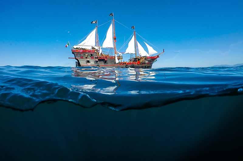Pirate Ship Adventure