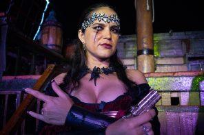 Five Fierce Female Pirates