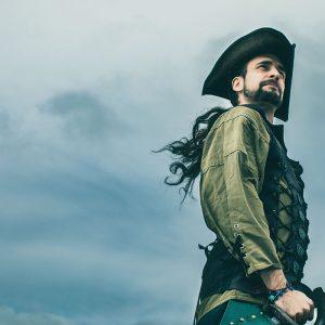 Gentleman Pirate: Stede Bonnet