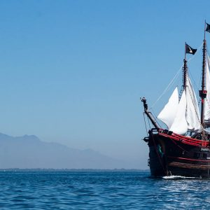 Become a Pirate for the Day on the Marigalante