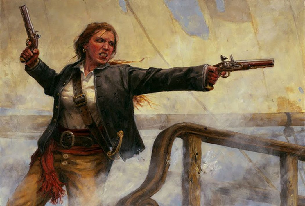 All About Pirate Anne Bonny