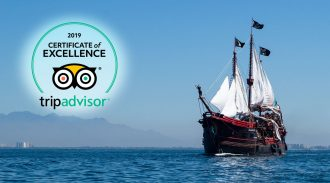 Marigalante Pirate Ship Tour: 2019 TripAdvisor Certificate of Excellence Winner