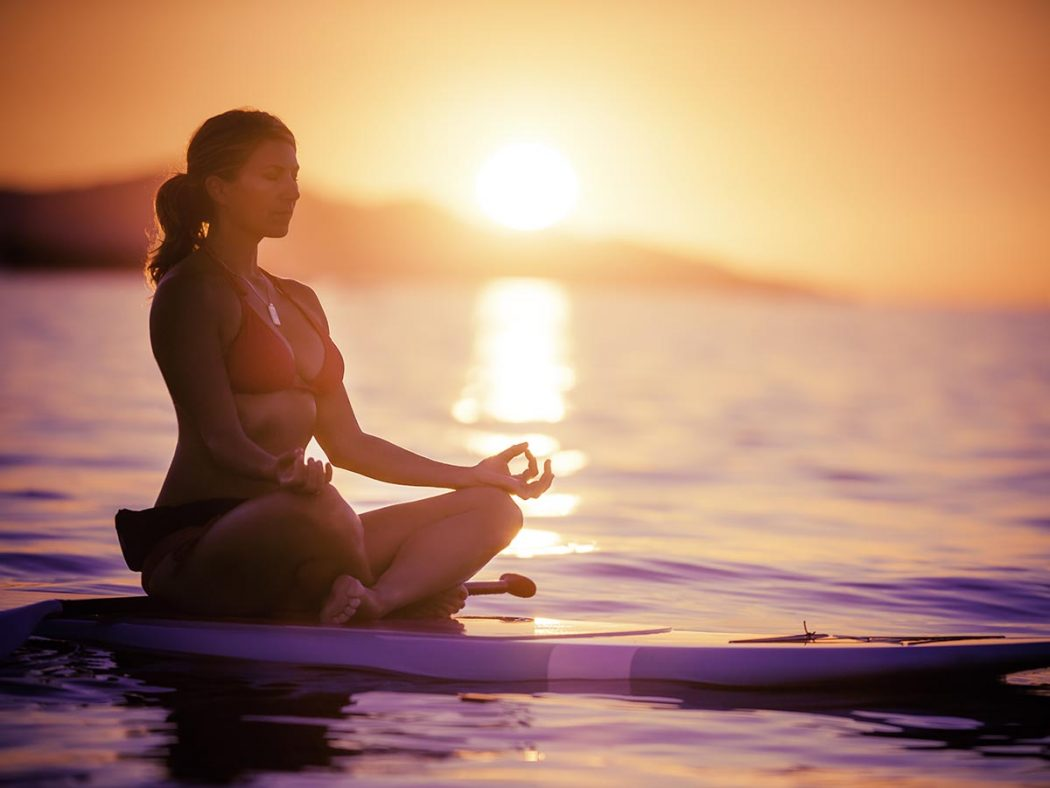 PV Hot List: Try Yoga on a Paddleboard