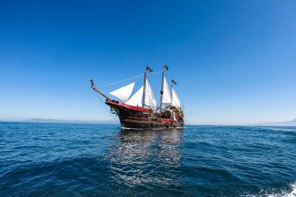 Get To Know the Marigalante: Puerto Vallarta's Pirate Ship