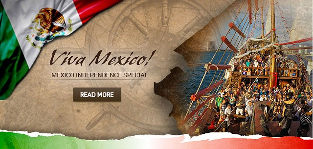 independece of mexico special