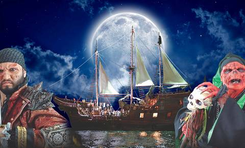 Pirates of the Bay Night Tour